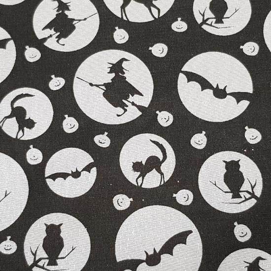 Halloween Brujas Murciélagos