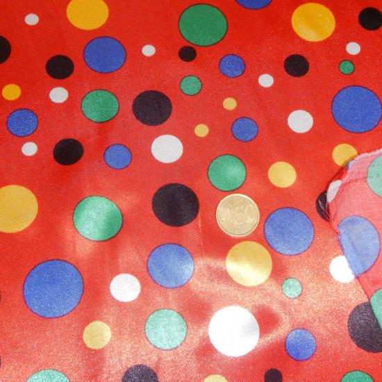 Raso Topos Multicolor
