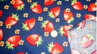 Algodón Fresas