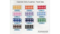 Vichy Cuadros Pequeños 2,5mm